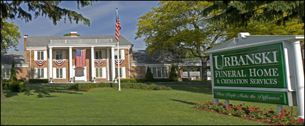 Urbanski Funeral Home - Secor Road